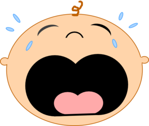 298x252 Crying Face Clip Art