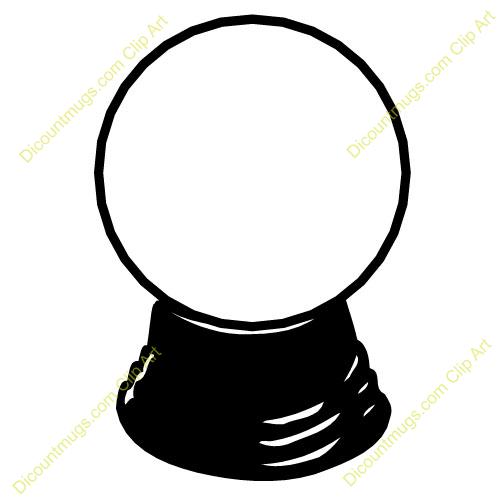 500x500 Crystal Ball Clip Art