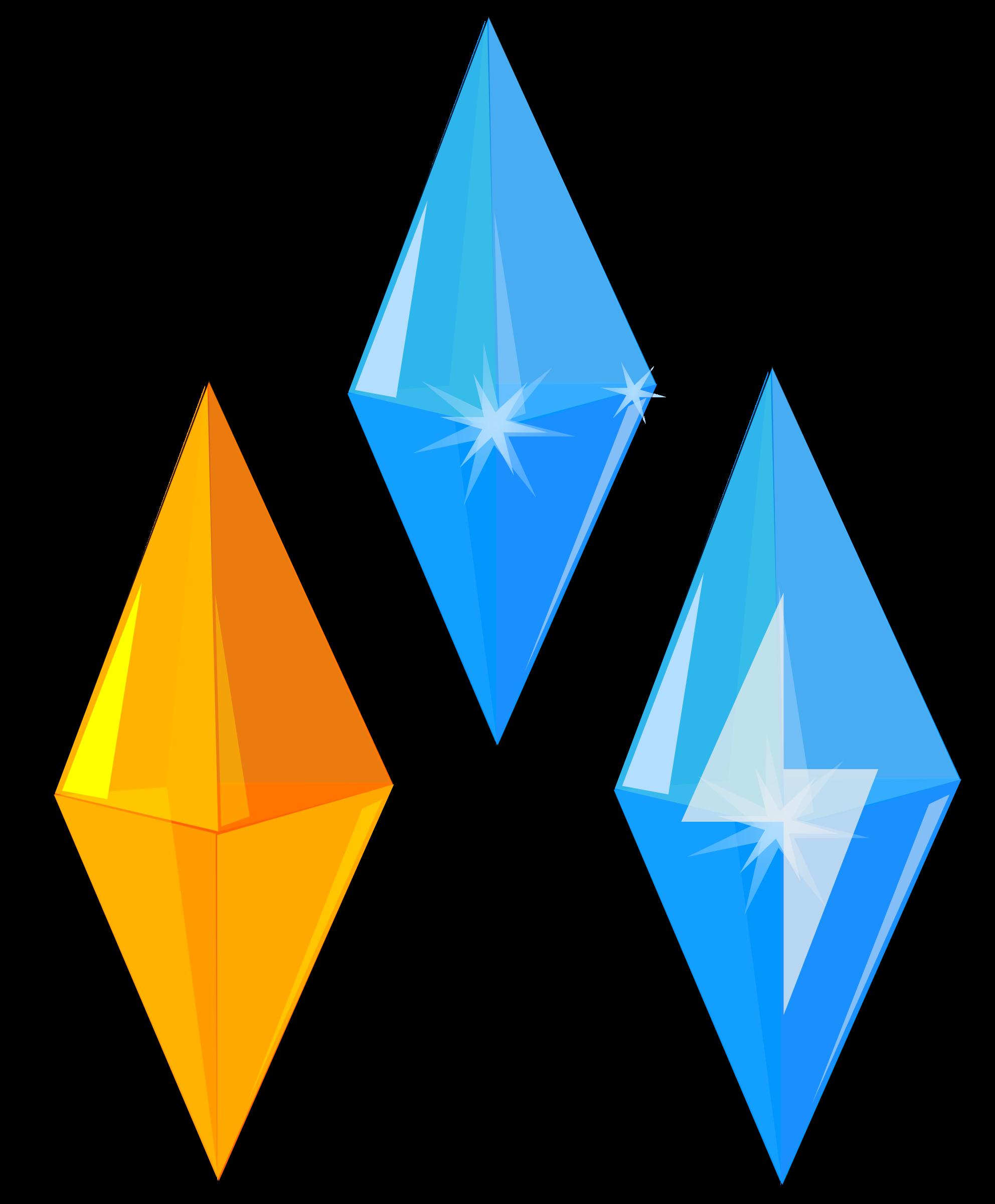 1984x2400 Gems Clipart Crystal