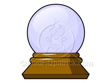 432x324 Cartoon Crystal Ball Clip Art Crystal Ball Graphics Clipart