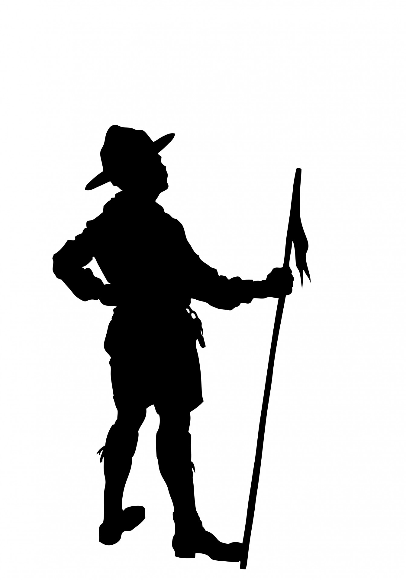 1344x1920 Hiking Clipart Boy Scout