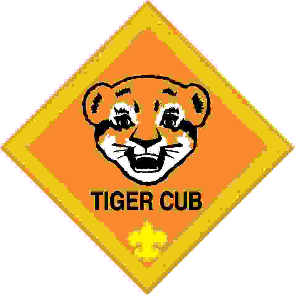 955x955 Cub Scout Badge Clipart