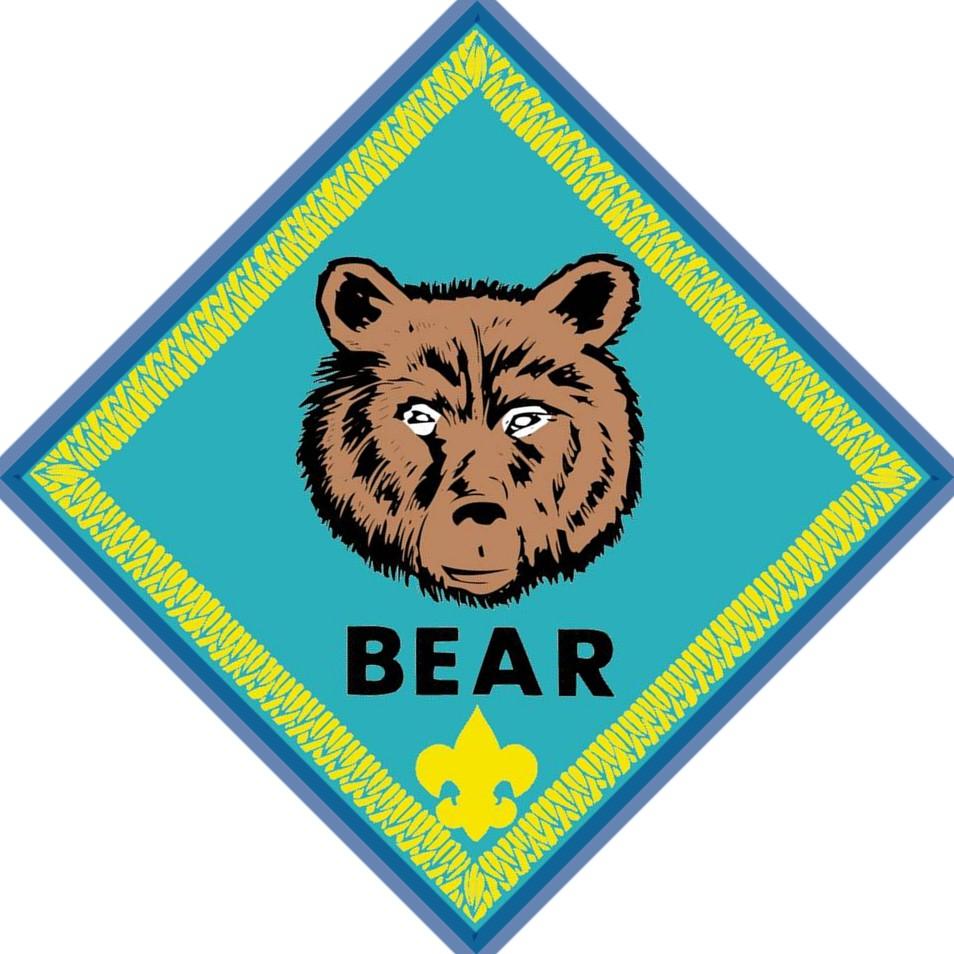 954x954 Bear Scout Elective Adventure List Cub Scout Pack 284