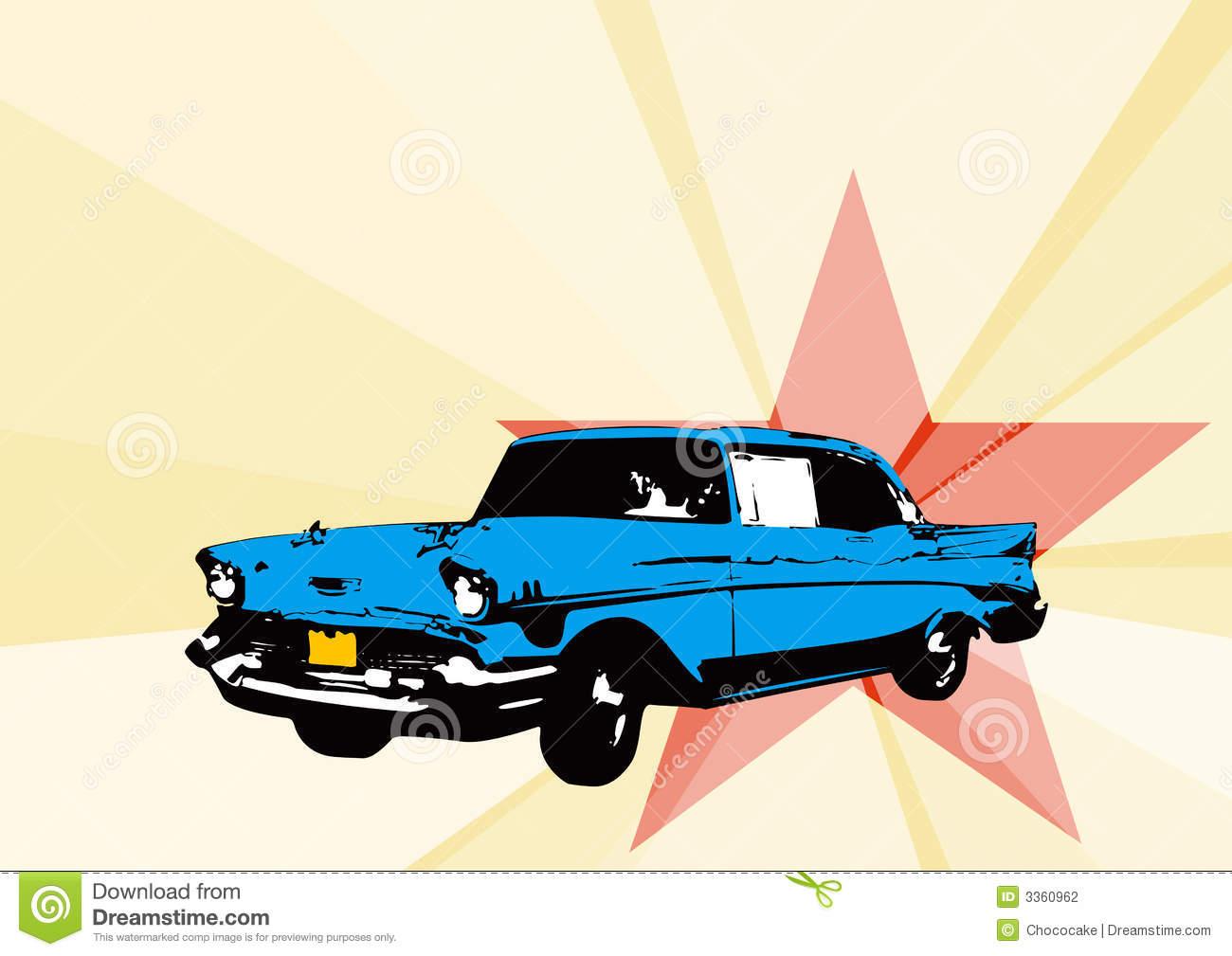 1300x1009 Cuba Clipart Car
