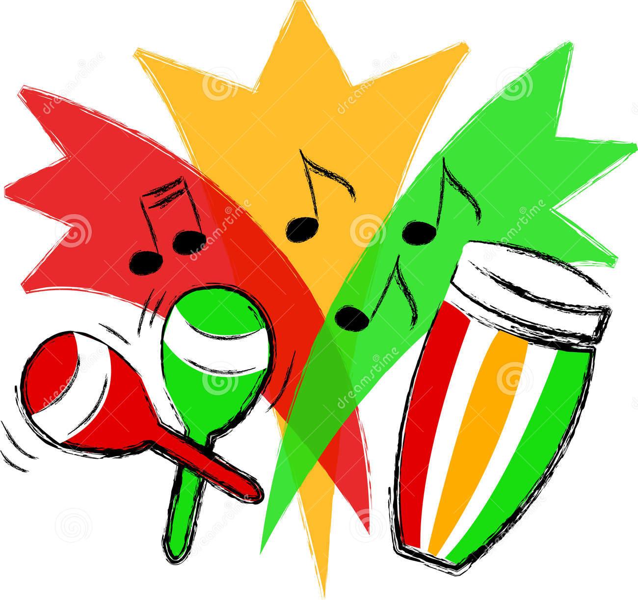 1300x1222 Cuba Clipart Music