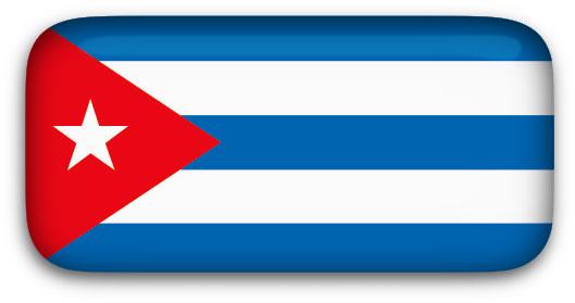 529x279 Free Animated Cuba Flags
