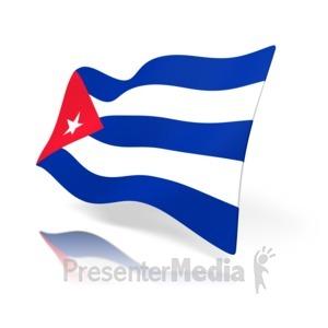 300x300 Cuba Flag