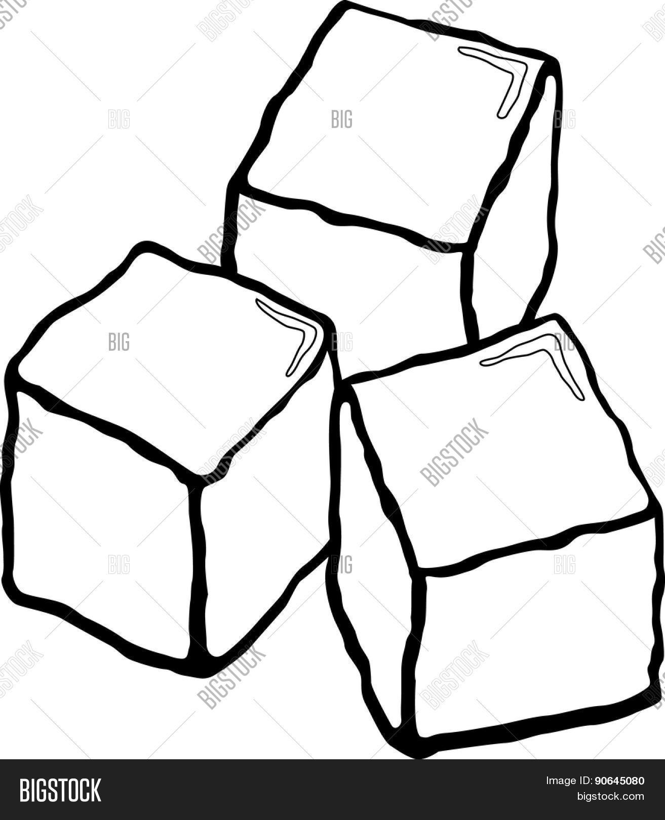 1313x1620 Ice Cube Clipart