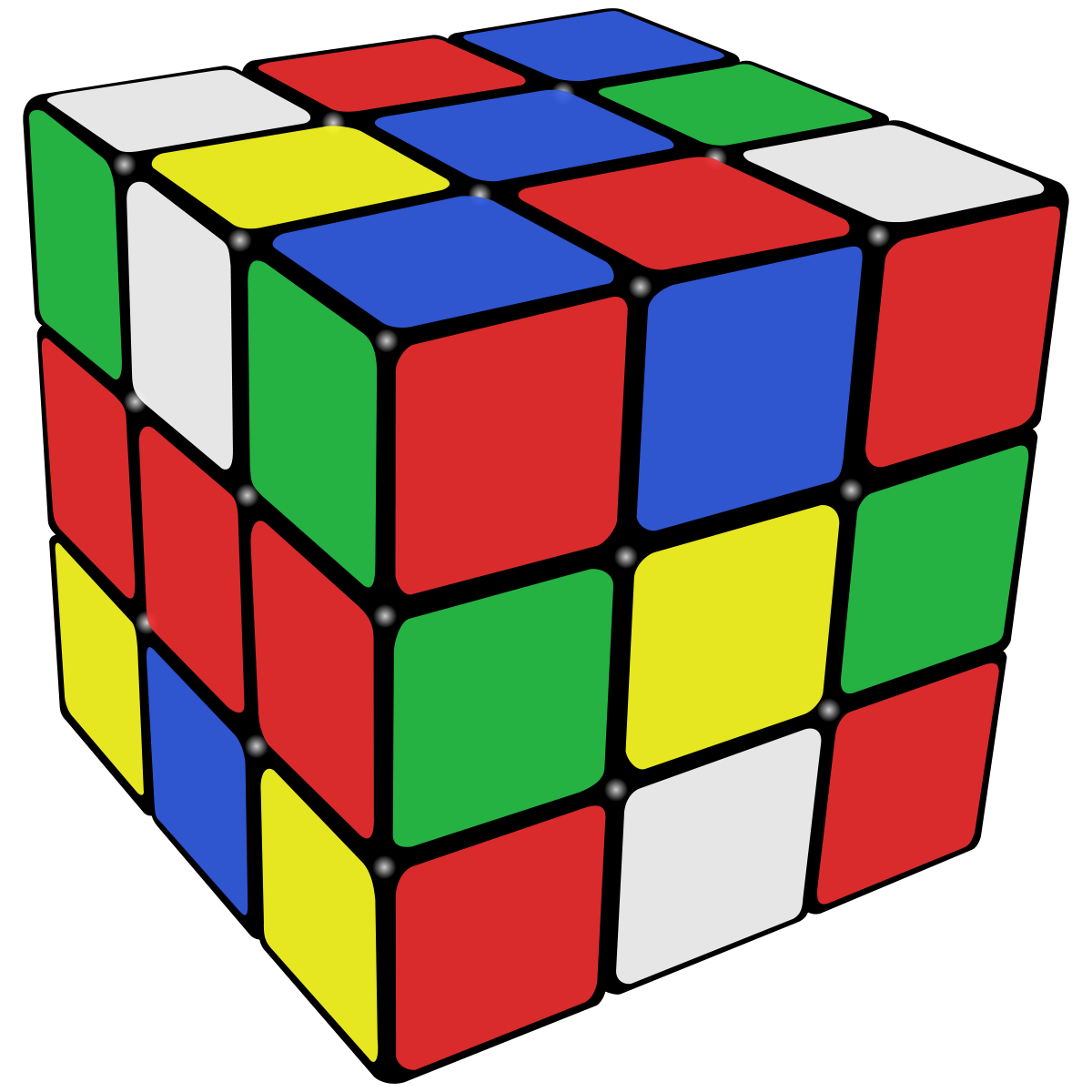 1200x1200 Optimal Solutions For Rubik's Cube