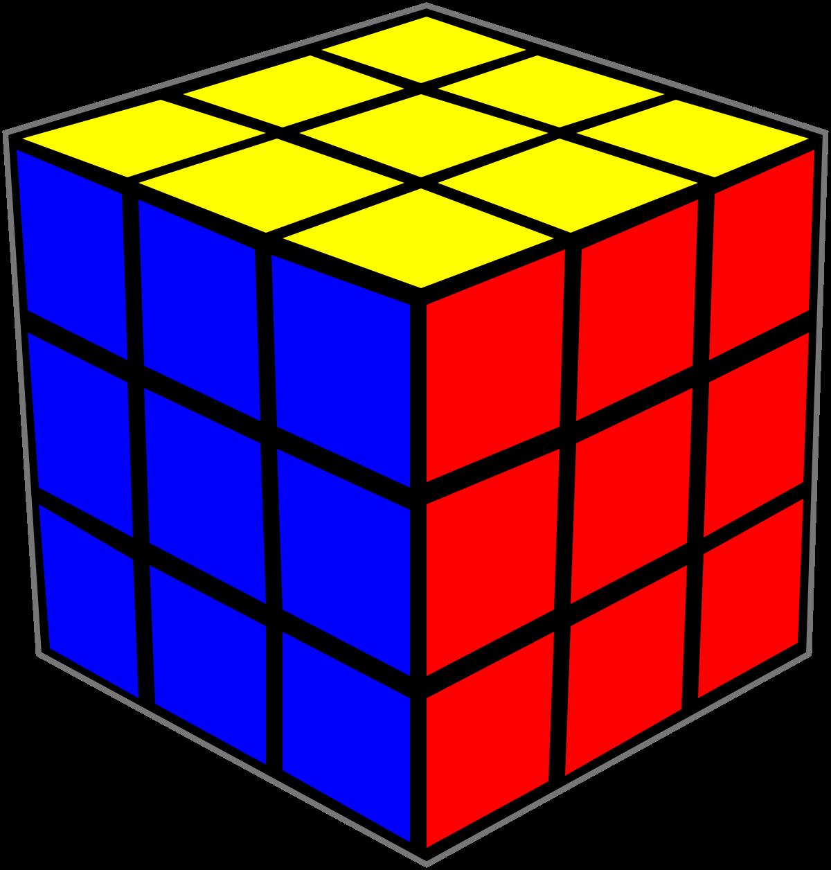 1200x1256 Rubik's Cube