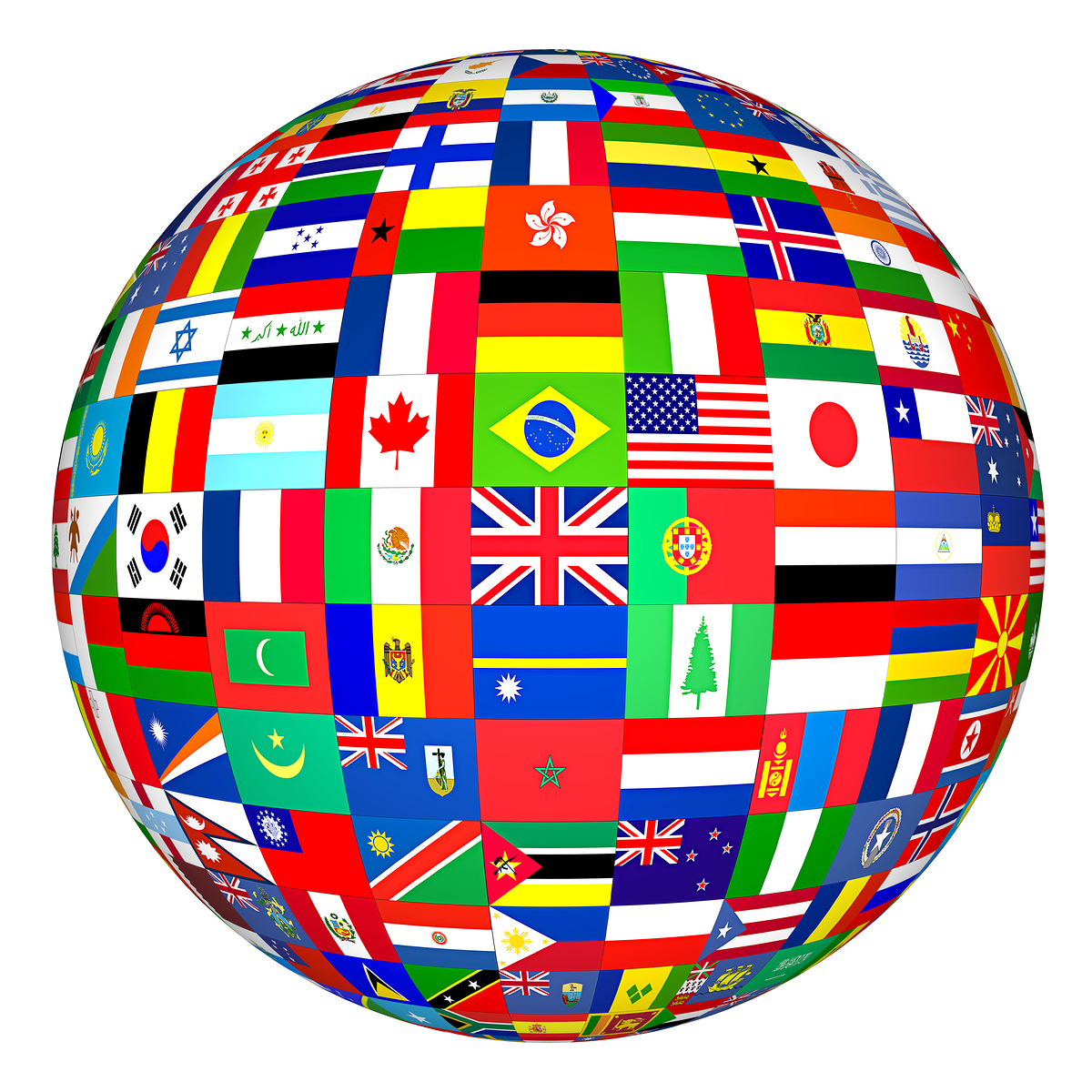 1200x1200 Culture Clipart Flags