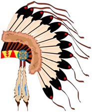 185x225 Native American Culture Clipart