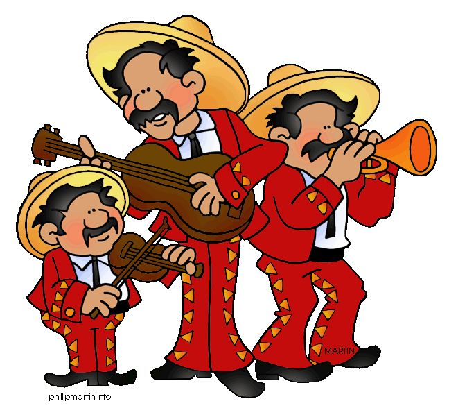 648x588 Spanish Clipart Hispanic Culture