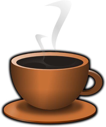 423x504 Coffee Cup Foca Clipart Ida Taza De Cafe Ingredientes Infograf As
