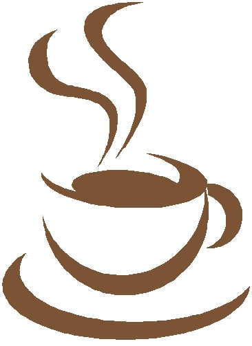 366x503 Cup Of Coffee Clip Art