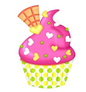 Cupcake Clipart Png
