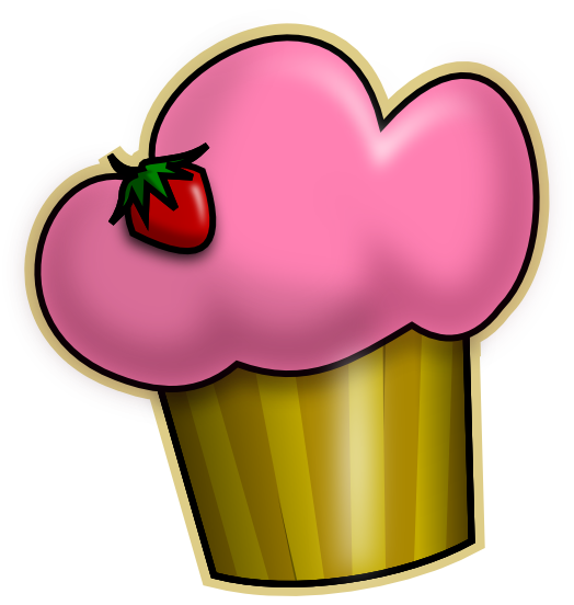 Cupcake Clipart Png | Free download best Cupcake Clipart Png