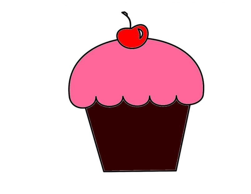 805x622 Cupcake Awesome Cartoon Cupcake Stand Cute Cartoon Chick Cute