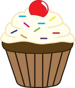255x300 Cupcake Images Clip Art