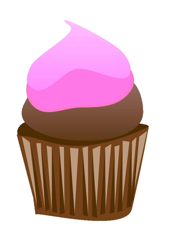 600x800 Cupcake Sale Clipart