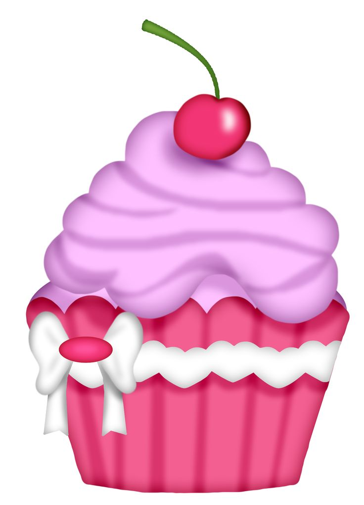 736x1020 Cupcakes Clipart Border Free Images