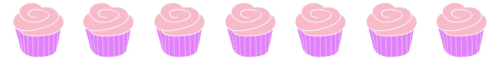1600x207 Images Of Cupcake Wallpaper Border