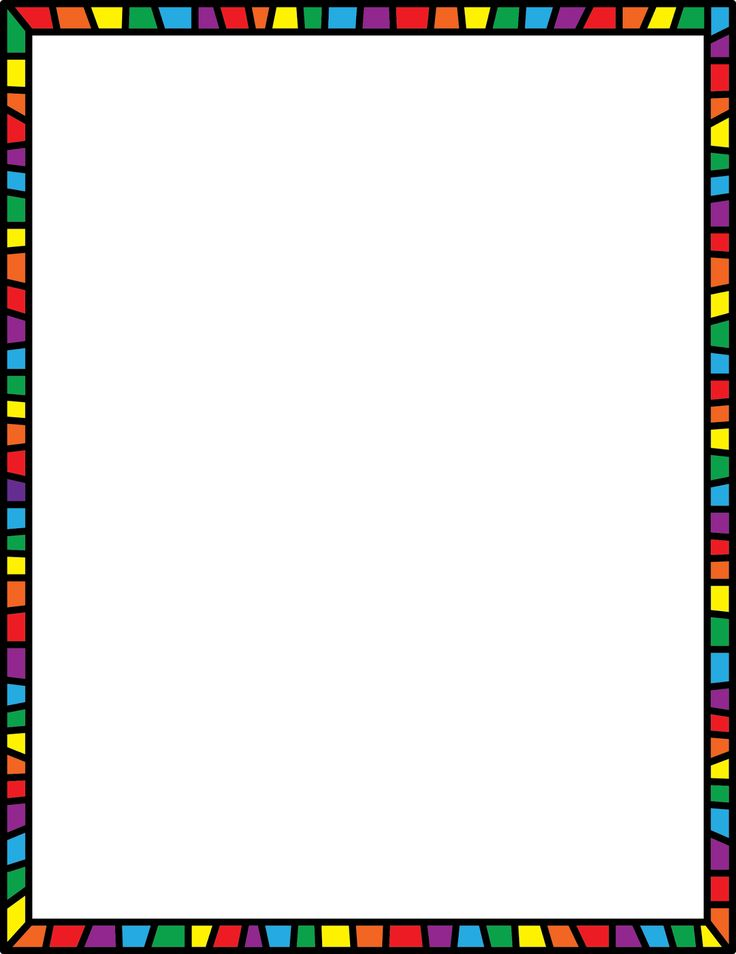 736x954 Coloring Pages Colorful Page Border Cupcakes Party Coloring