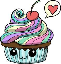 236x249 Cupcake Cartoon Images Images Hd Download
