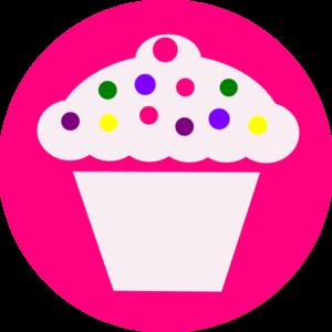 300x300 Cupcake Clip Art