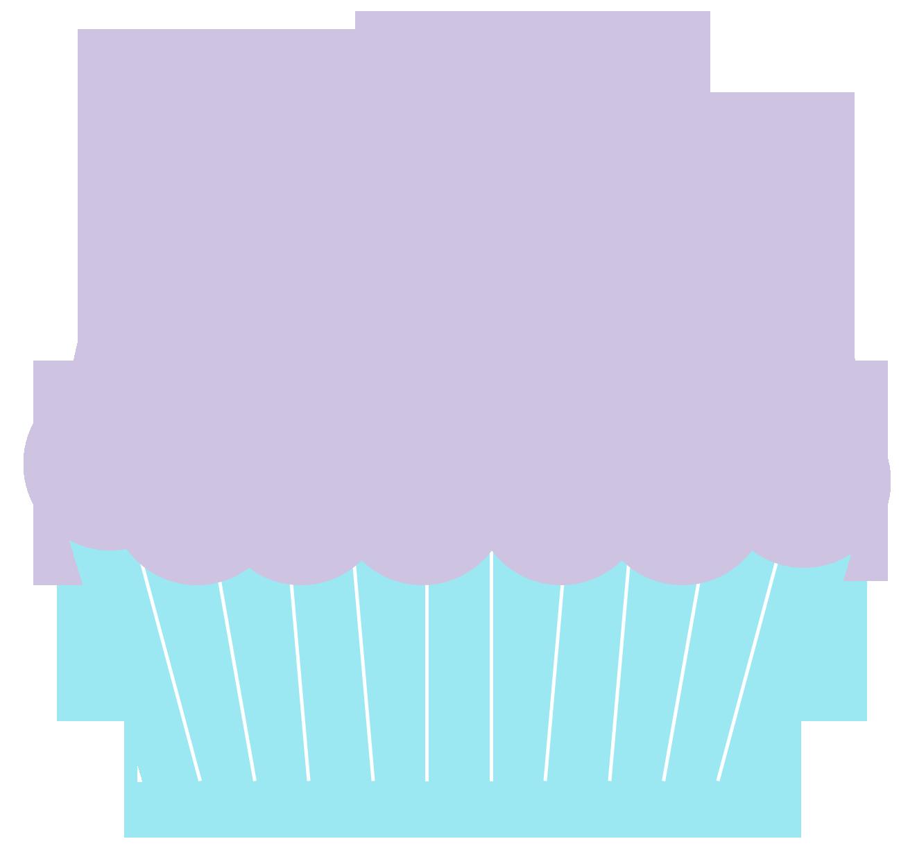 1322x1236 Cupcakes Clip Art
