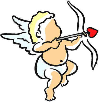 413x429 Cupid Clipart Images For Your Project Clipartmonk