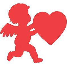 236x236 Cupid Shooting Hearts From Gun Clip Art