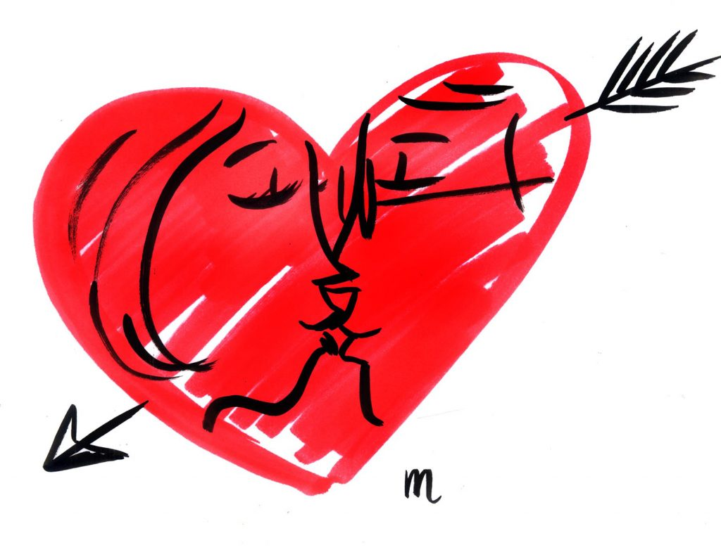 1024x785 Valentine ~ Valentineentines Cupid By Kiramizuno On Clipart