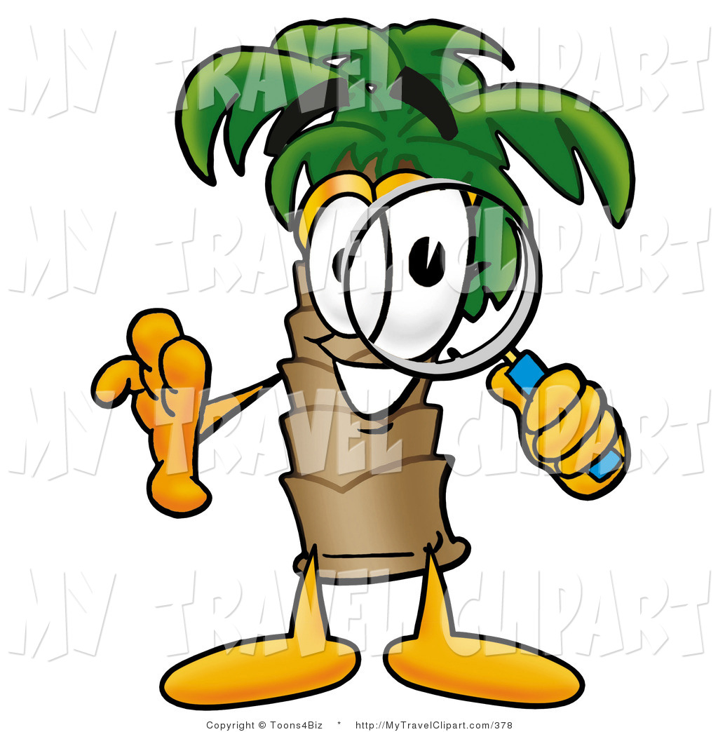 1024x1044 Cartoon Palm Tree Clipart