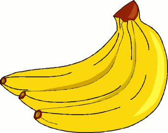 340x268 Banana Clipart Curious George