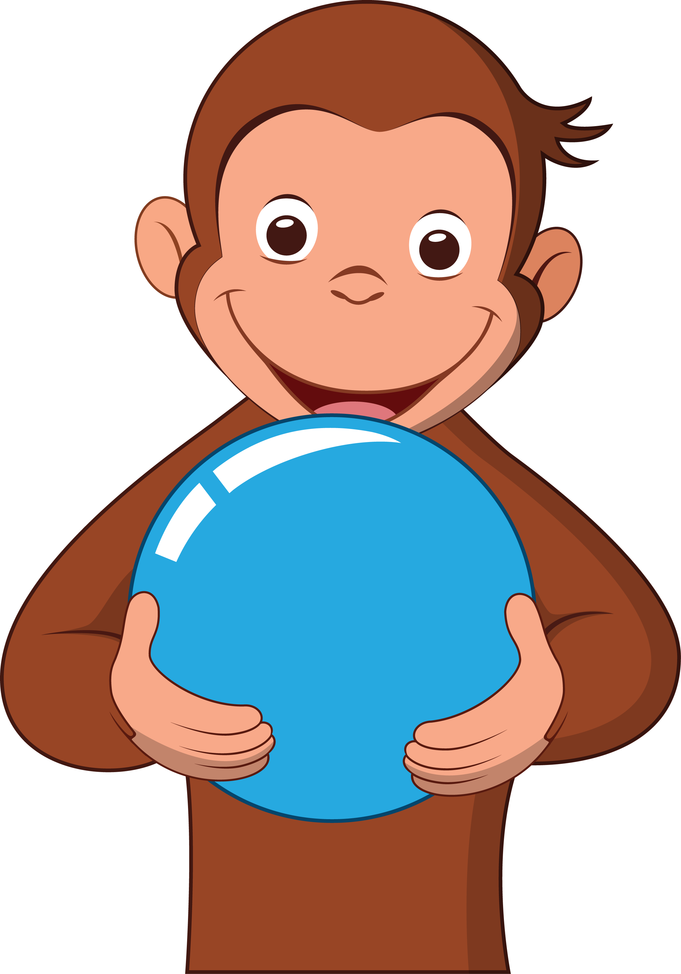 2300x3290 Cartoon Clipart Curious George Clipart Gallery ~ Free Clipart Images