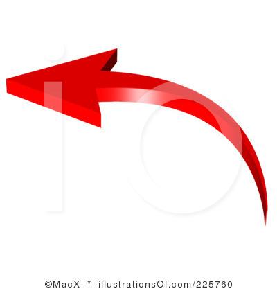 400x420 Arrow Clip Art Clipart Arrow Clipart Curved Arrow 512x512 6