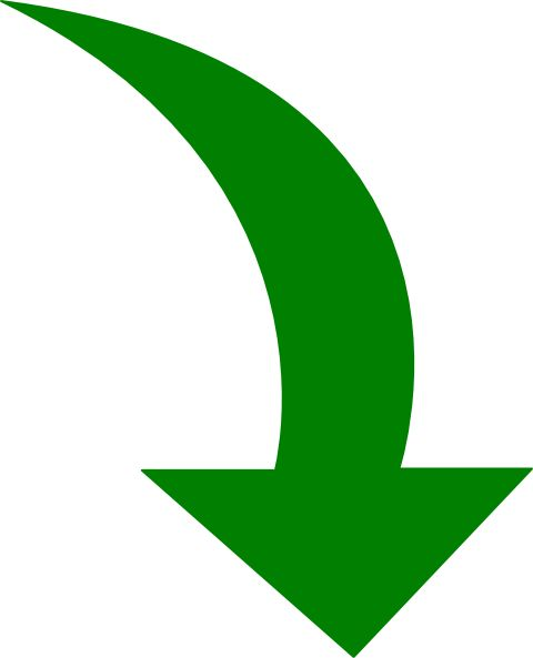 Curved Arrow Graphics