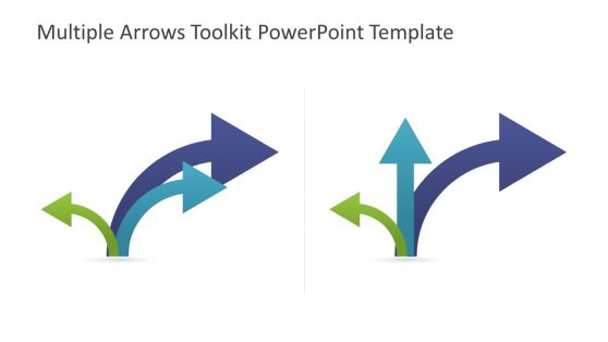558x314 Curved Arrows For Powerpoint