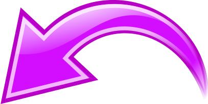 407x205 Arrow Curved Purple Left