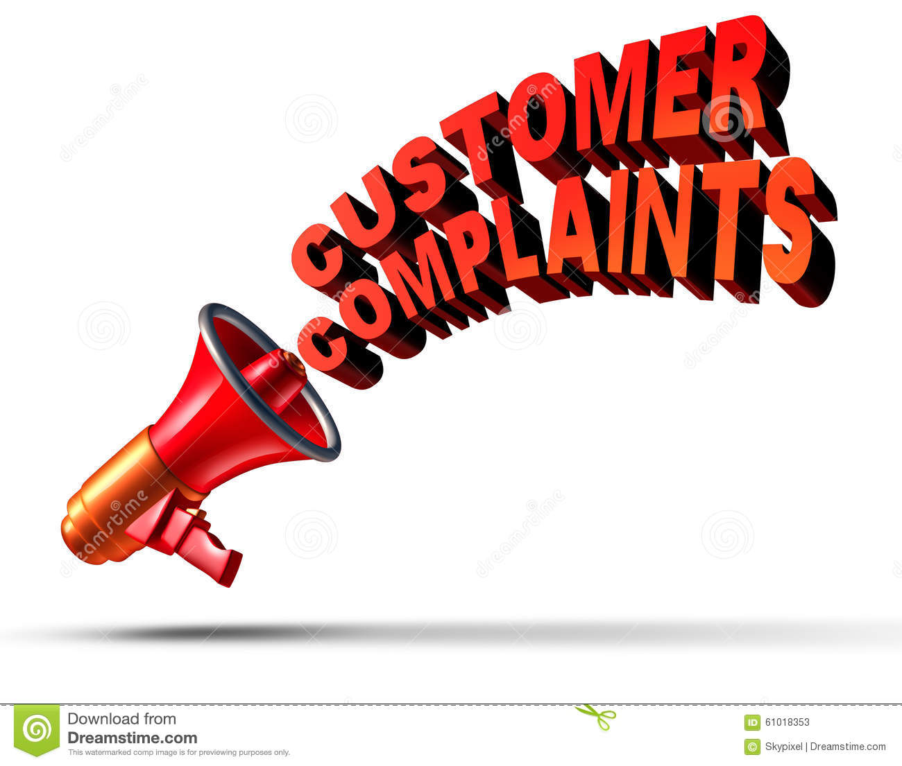 1300x1105 Customer Complaints Clipart