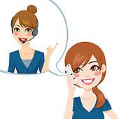170x170 Customer Service Clip Art