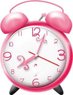 Cute Alarm Clock Clipart