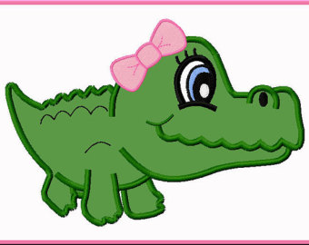 340x270 Crocodile Cute Baby Alligator Clipart Free Images 3