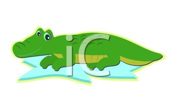 350x219 Cute Baby Alligator Clipart Clipart Panda