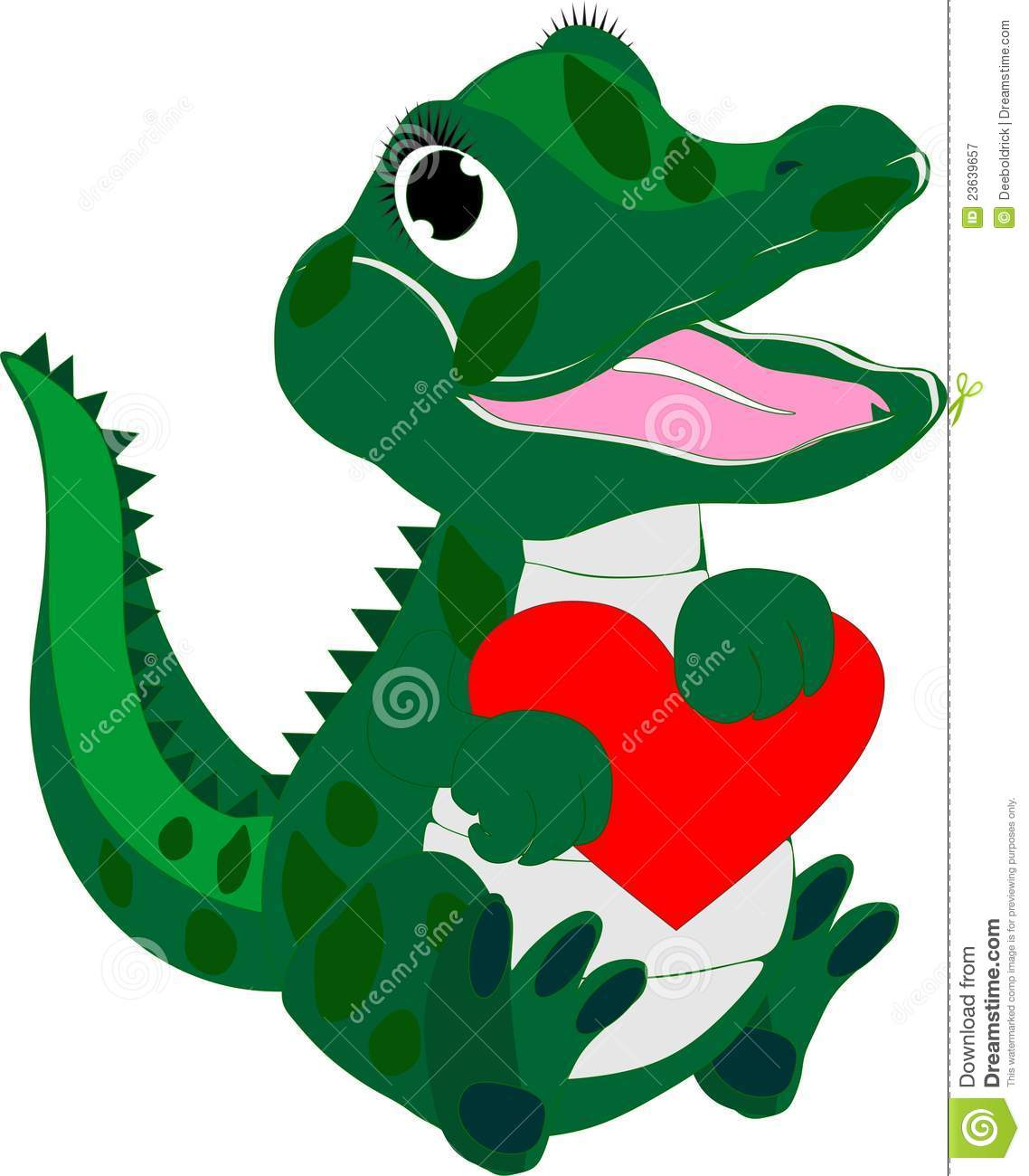 1138x1300 Alligator Clipart Love