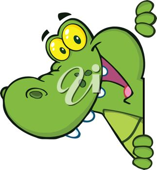323x350 Gator Animation Pictures Picture Of A Cute Cartoon Alligator