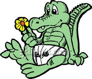 300x259 34 Best Clip Art My Style Gators Images Artists