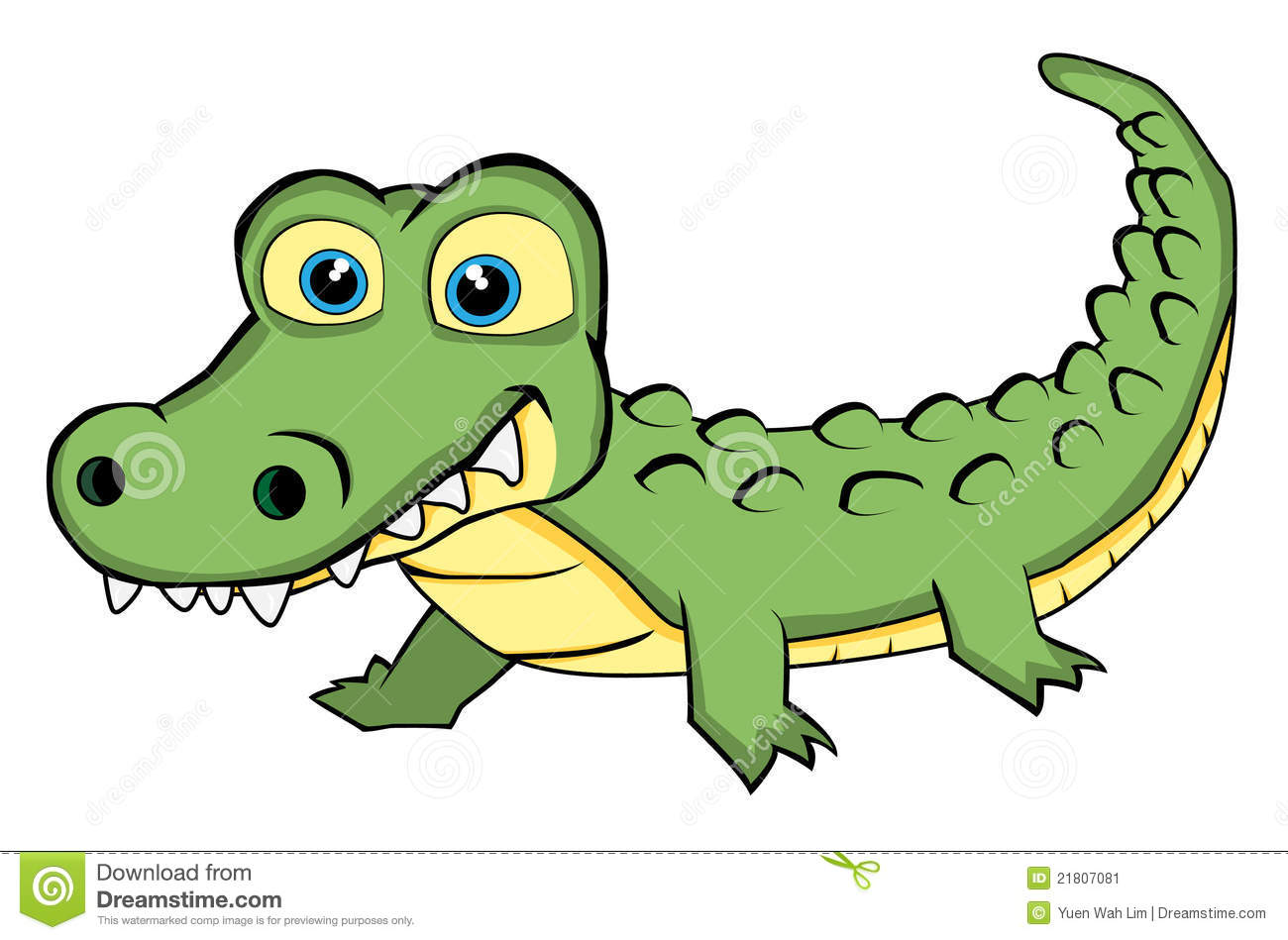 1300x949 Cute Clipart Crocodile