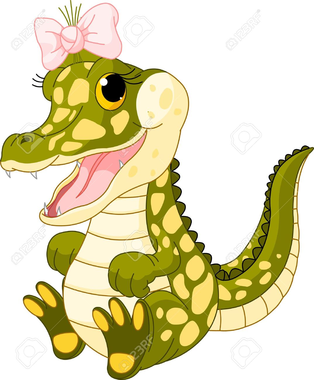 Cute Alligator Pictures